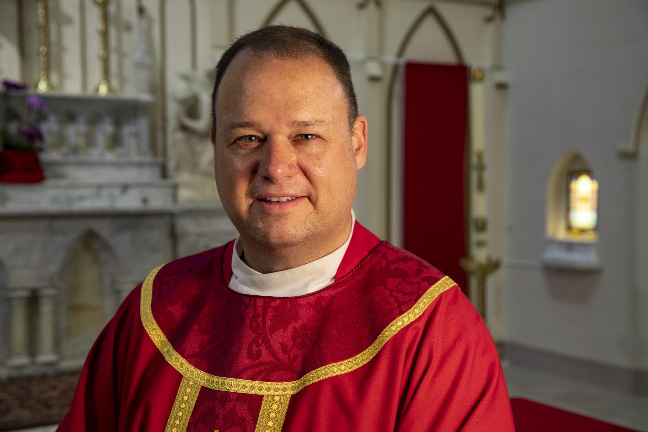 Monsignor Steven P. Hurley, VG : Pastor