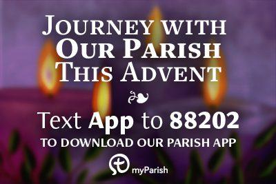 Advent on the Parish App