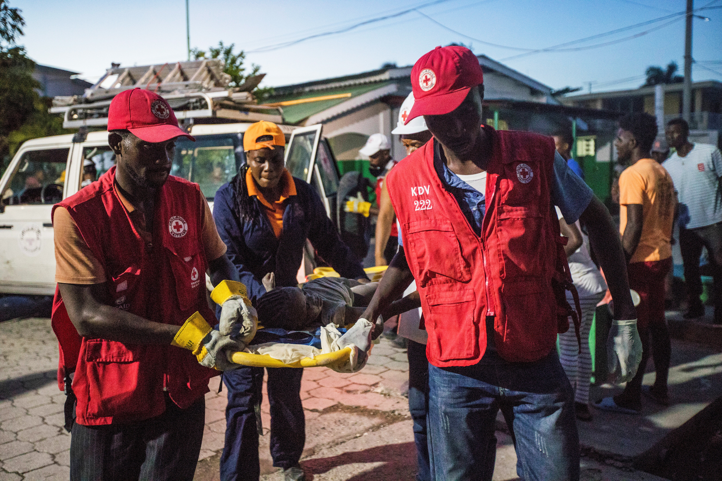 Help Haiti by helping CRS